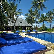 Swimming Pool - The Palms Zamzibar