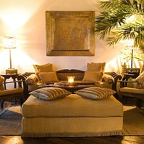Wohnzimmer Villa - The Palms Zanzibar