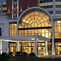 Eingangsbereich - The Ritz-Carlton Abu Dhabi, Grand Canal