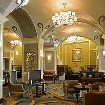 Alba Lobby Lounge - The Ritz-Carlton Abu Dhabi, Grand Canal