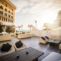 The Rooftop - The St. Regis Doha