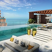 The Royal Atlantis Resort - Penthouse Terrace