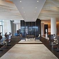 Lobby - Yas Hotel