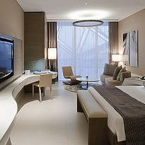 Deluxe Room - Yas Hotel