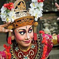 Traditionelle Tänzerin - Bali in Style