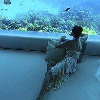 Unterwasser Spa - Huvafen Fushi