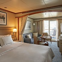 Veranda Suite - Silver Cloud Expedition