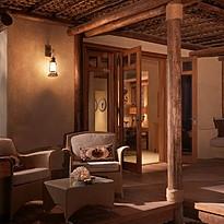 Veranda der One Bedroom Villa