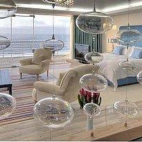 Honeymoon Suite seaview