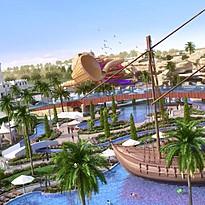 Wasserpark - Hilton Salwa Beach Resort