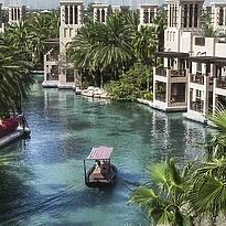 Wasserwege Madinat Jumeirah
