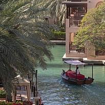 Wasserwege des Jumeirah Dar Al Masyaf