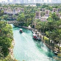 Wasserwege des Madinat Jumeirah