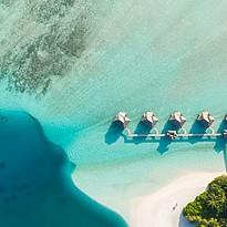 Water Villas - Conrad Maldives Rangali Island