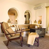 Wohnbereich - Baraza Resort & Spa