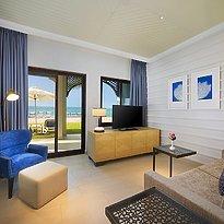 Wohnzimmer der Villa - Hilton Ras Al Khaimah Resort & Spa