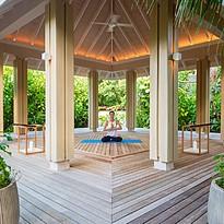 Yoga Pavilion - Baglioni Resort Maldives