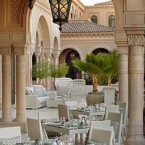 ZEST Terrasse - One&Only The Palm