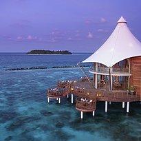 Zeyton Restaurant - The Nautilus Maldives