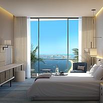 Zimmerbeispiel Address Jumeirah Resort