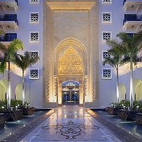 Eingang - Jumeirah Zabeel Saray