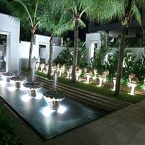 Park Hyatt Siem Reap - Wassergarten