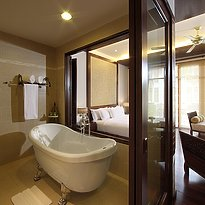 Anantara Angkor - Badezimmer Deluxe Room