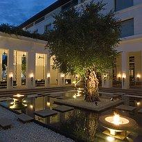 Park Hyatt Siem Reap - Innenhof