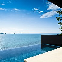 Oceanview Pool Villa Privatpool