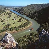 Bushman Fluss