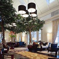 Lobby - Banyan Tree Seychelles