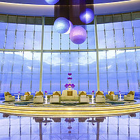Lobby Lounge - Jumeirah at Etihad Towers