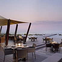 Beach House Terrasse - Park Hyatt Abu Dhabi Hotel and Villas