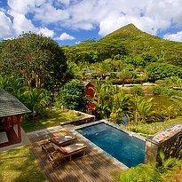 Lakaz Chamarel - Garden Pool Suite