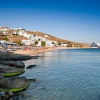 Agios Stefanos Beach - Grace Mykonos
