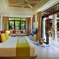 Melati Beach Resort & Spa - Private Garden Pool Room