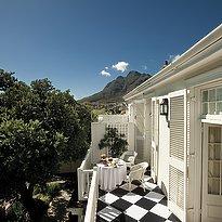Luxury Zimmer - Balkon