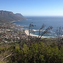 Kapstadt - Blick auf Camps Bay