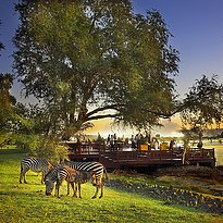 Zambia - Hotel Royal Livingstone