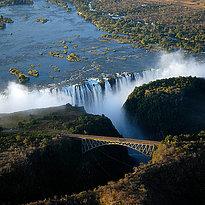 Zambia - Viktoria Wasserfälle