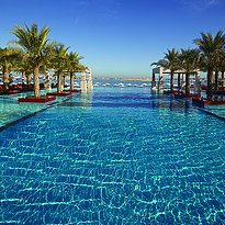 Swimmingpool - Jumeirah Zabeel Saray