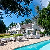 Laird´s Lodge - Pool