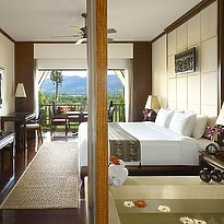 Deluxe Three Country View Room - Anantara Golden Triangle Elephant Camp & Resort