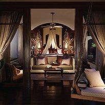 Pool Villa - Schlafzimmer