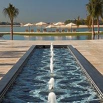 Aussenbereich Waldorf Astoria Dubai Palm Jumeirah