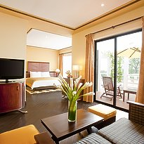 Colonial Junior Suite - im neuen Hotelgebäude