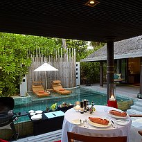 Anantara Kihavah - Beach Pool Villa