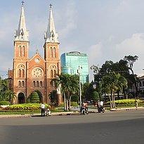 Ho Chi Minh City - Notre Dame