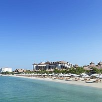 Strand des Anantara Dubai The Palm Resort & Spa