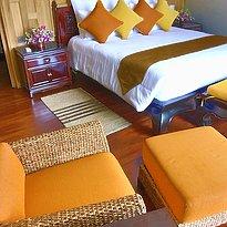 Baan Souchada Resort & Spa- Golf View Room